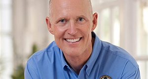 After two terms of Rick Scott's cruel, corrupt, mismanaged administration, nearly 4.1 million of you still voted for this tapeworm