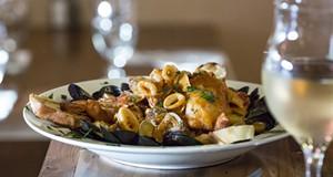 Local restaurateurs Rosario Spagnolo and Antonio Martino score with their latest venture Maestro Cucina