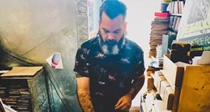 Harrowing new single 'The Twitch' unites Orlando artists Wanda Raimundi-Ortiz and Stereo 77