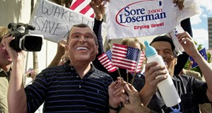 Florida provocateur Billy Corben takes us back to the 2000 recount fiasco in '537 Votes'