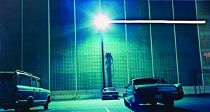 William Eggleston's peculiar eye for color and composition makes him a national treasure