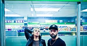 Darkadelic electro duo Phantogram bring total night