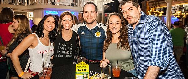 United We Brunch brings Orlando's top brunch spots together under one roof