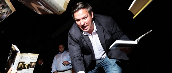 Ron DeSantis just accepted $100K from the GEO Group, a controversial Florida-based private prison giant