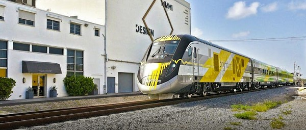Brightline changes name to Virgin Trains USA in new partnership with billionaire Richard Branson