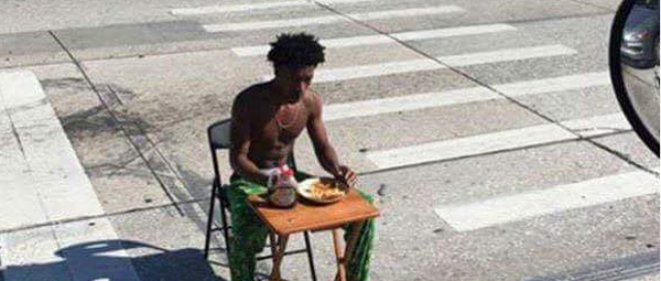 The viral 'Florida Man Birthday Challenge' is just called Thursday here