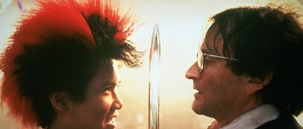 Rufio, the best character in 'Hook,' comes to Orlando to capitalize on '90s nostalgia