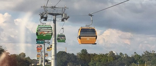 As Disney World's Skyliner reopens today, the company keeps the cause of the failure under wraps