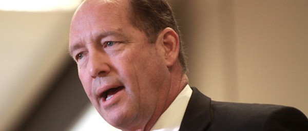 Florida Rep. Ted Yoho one of only four in Congress to vote against lynching act