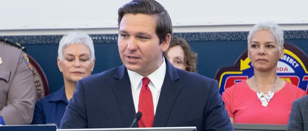 Florida counties want DeSantis to release unspent COVID-19 funds