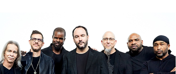 Dave Matthews Band adds Tampa date to summer 2021 U.S. tour