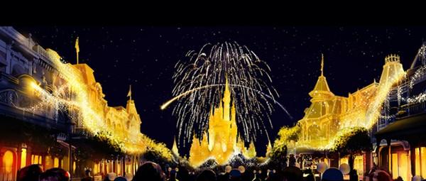 Walt Disney World shares details of 50th anniversary celebration including new fireworks shows