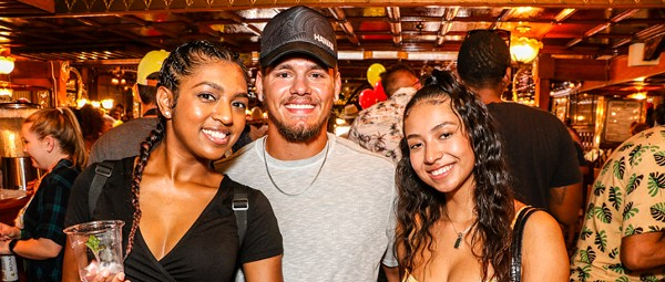 Everyone we saw at Orlando's Tacos & Tequila 2021
