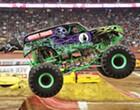 Witness an unholy alliance of monster trucks, ATVs and speedbuggies at Monster Jam Triple Threat