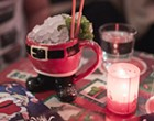 The Courtesy bar downtown brings back kitschy Christmas cocktails with Miracle on Orange