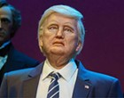 Trump is leaving office, but will he be leaving Disney's Hall of Presidents?