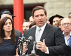 Florida Gov. Ron DeSantis passes anti-protest law (and it's a felony to get sufficiently mad about it)