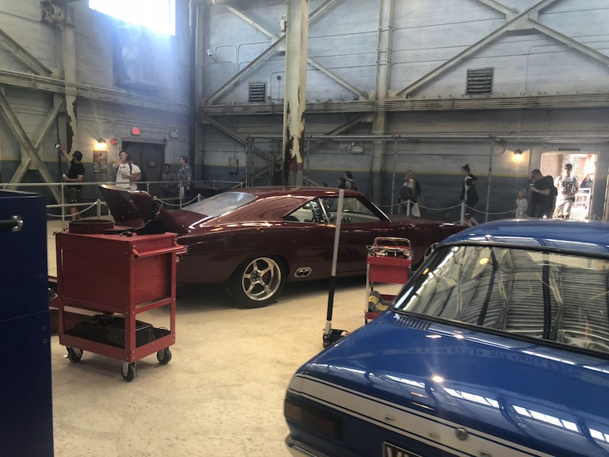 'Fast & Furious: Supercharged' at Universal Orlando