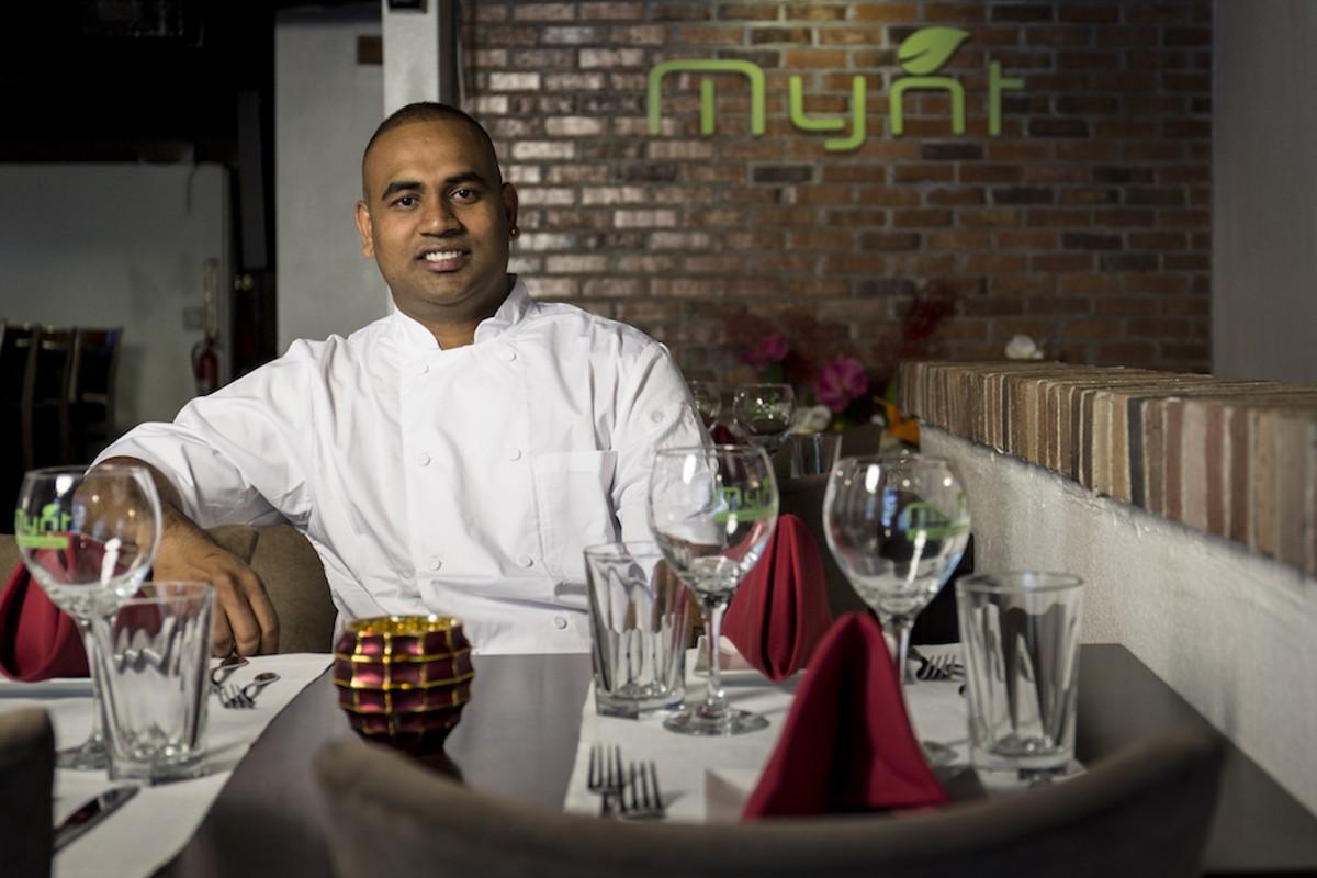 Kartik Palapandi | Mynt Fine Indian Cuisine