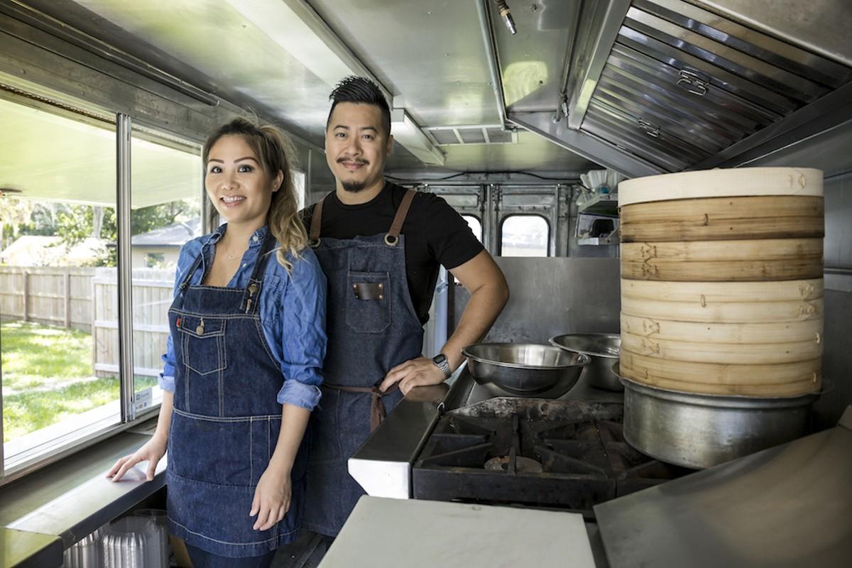 Jimmy Nguyen & Chau Vo