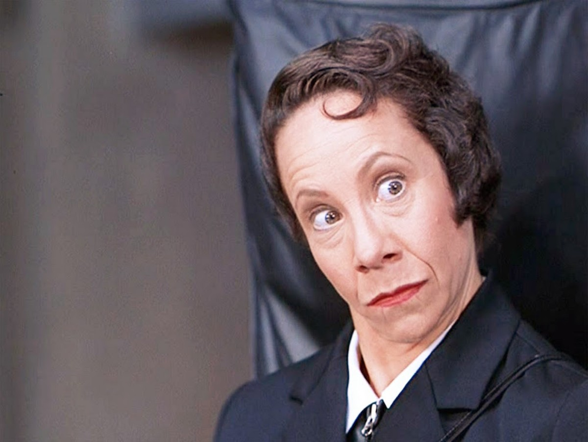 "Mindy Sterling in ""Austin Powers"""