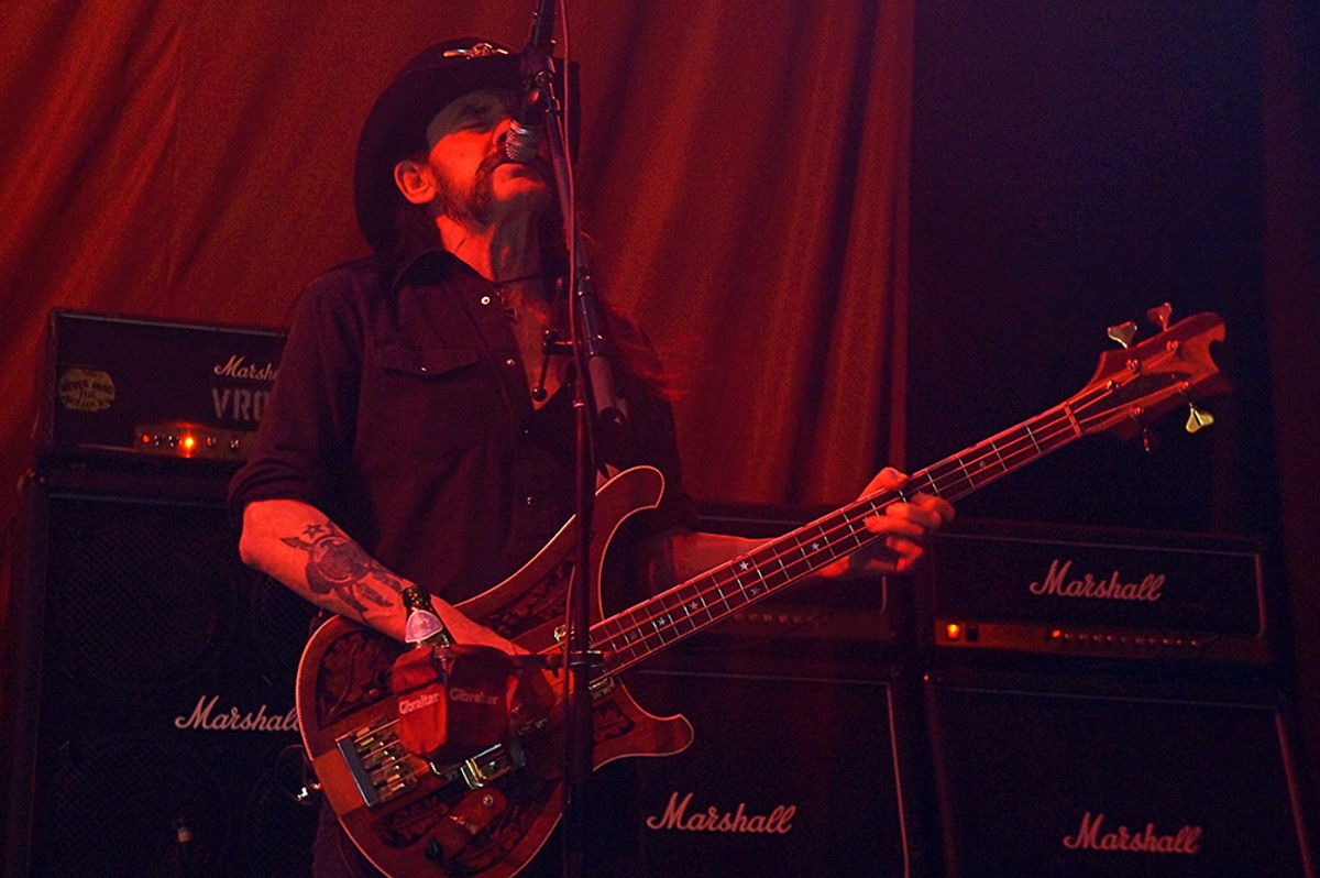 Bad magic: Photos from Motorhead, Anthrax and Crobot at House of Blues