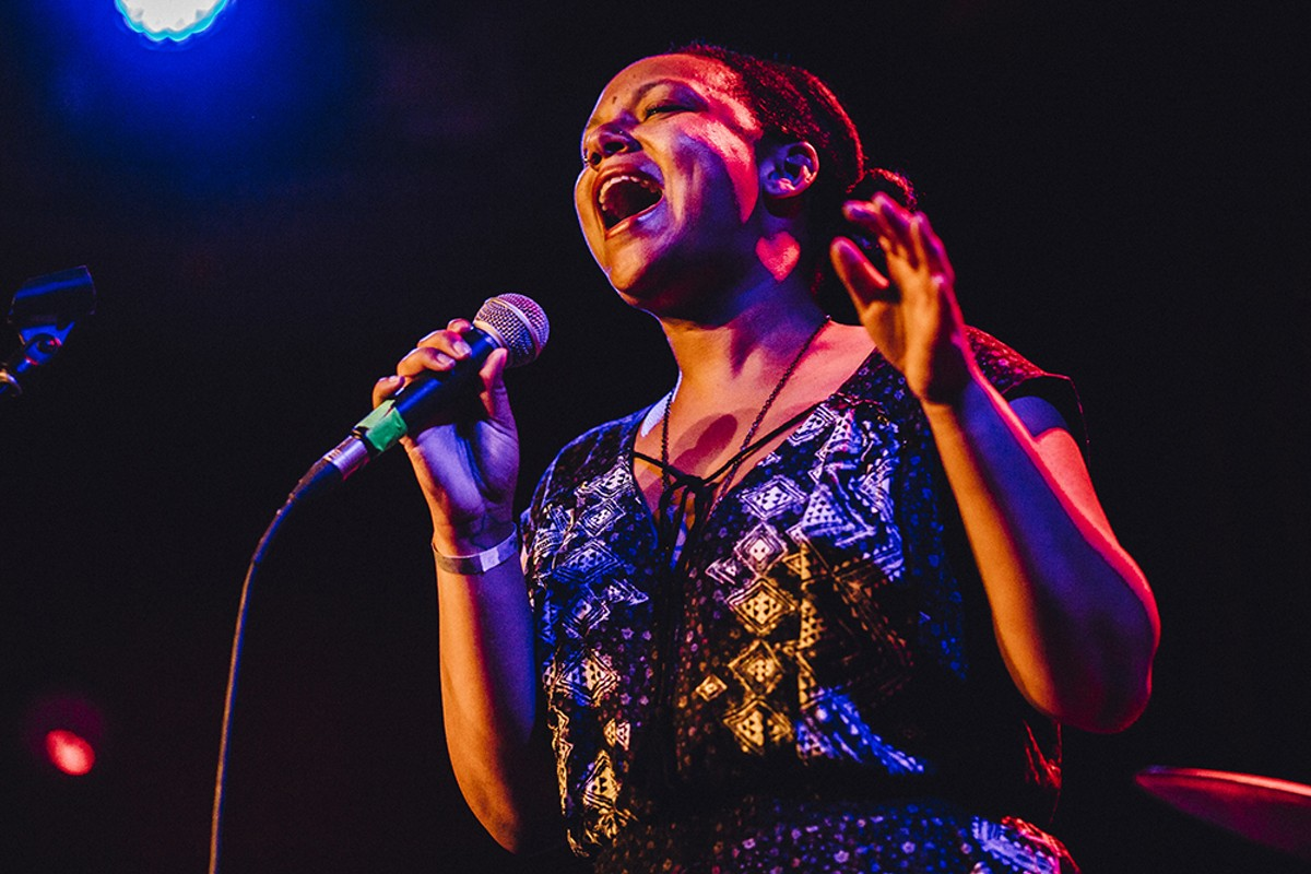 Caught up: Photos from Jessica Hernandez & the Deltas at the Social