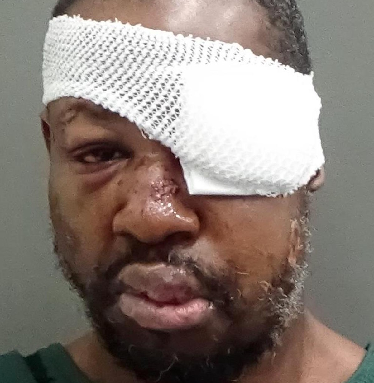 Markeith Loyd after his arrest