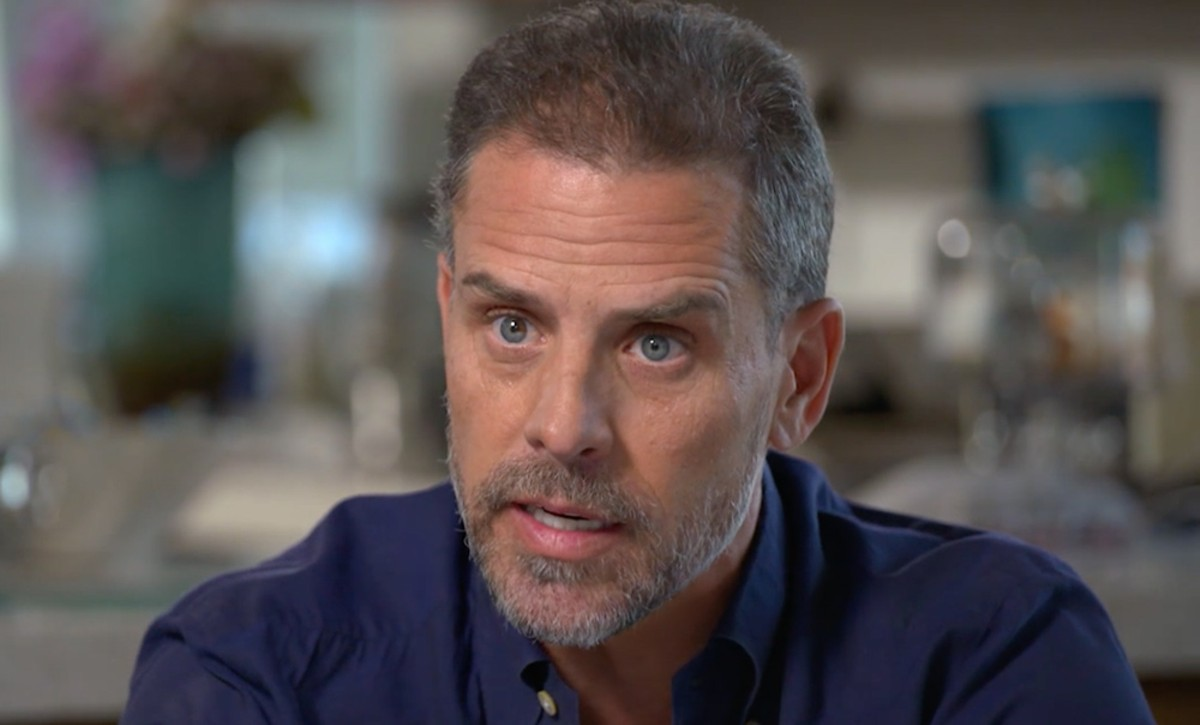 Hunter Biden discussed his business dealings in Ukraine and China on Oct. 15 with ABC News