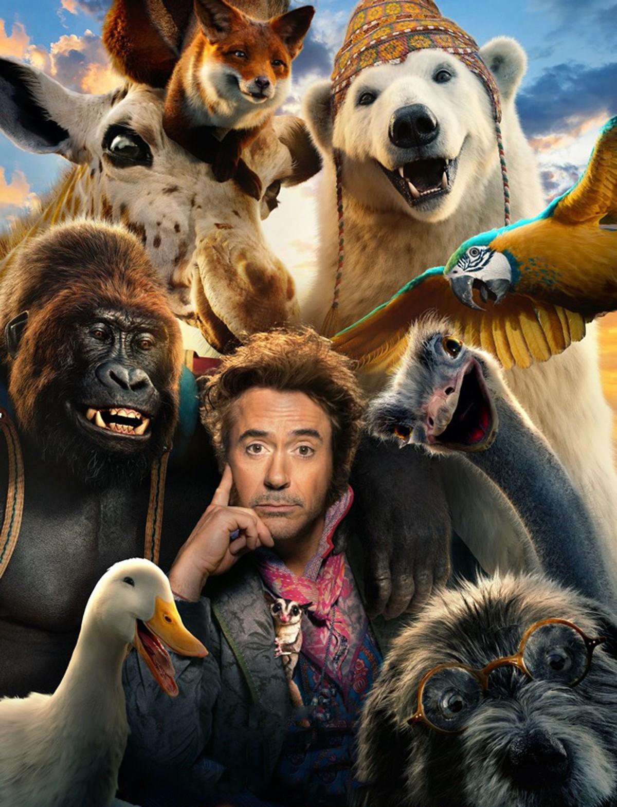 Robert Downey Jr. in 'Dolittle'