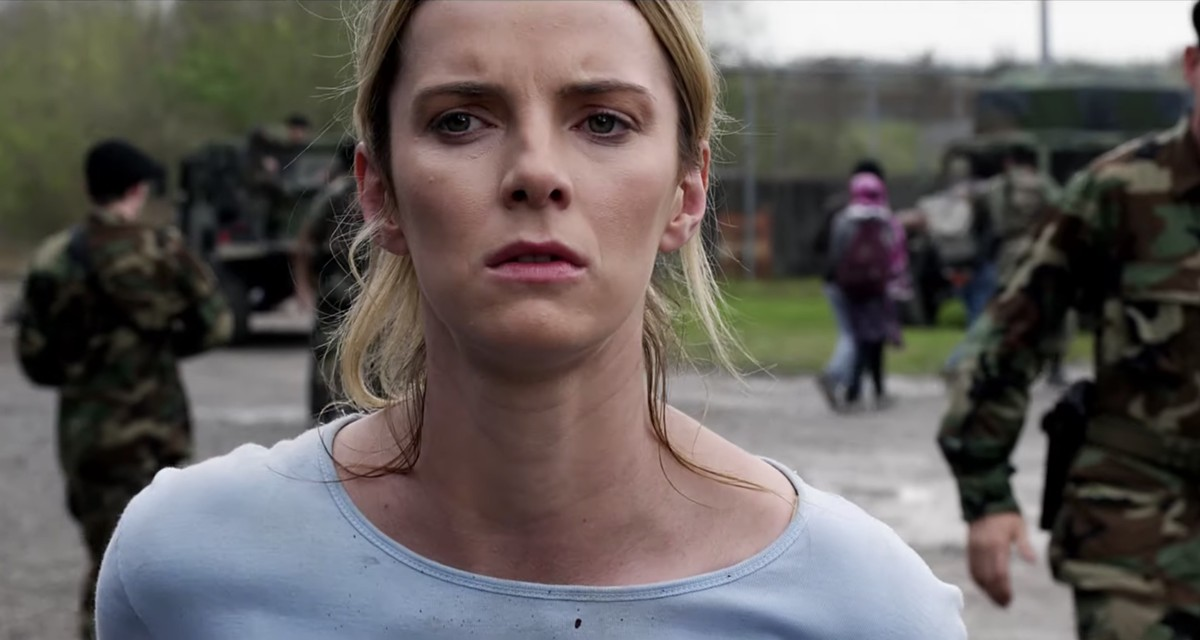 Betty Gilpin in 'The Hunt,' streaming on Amazon Prime