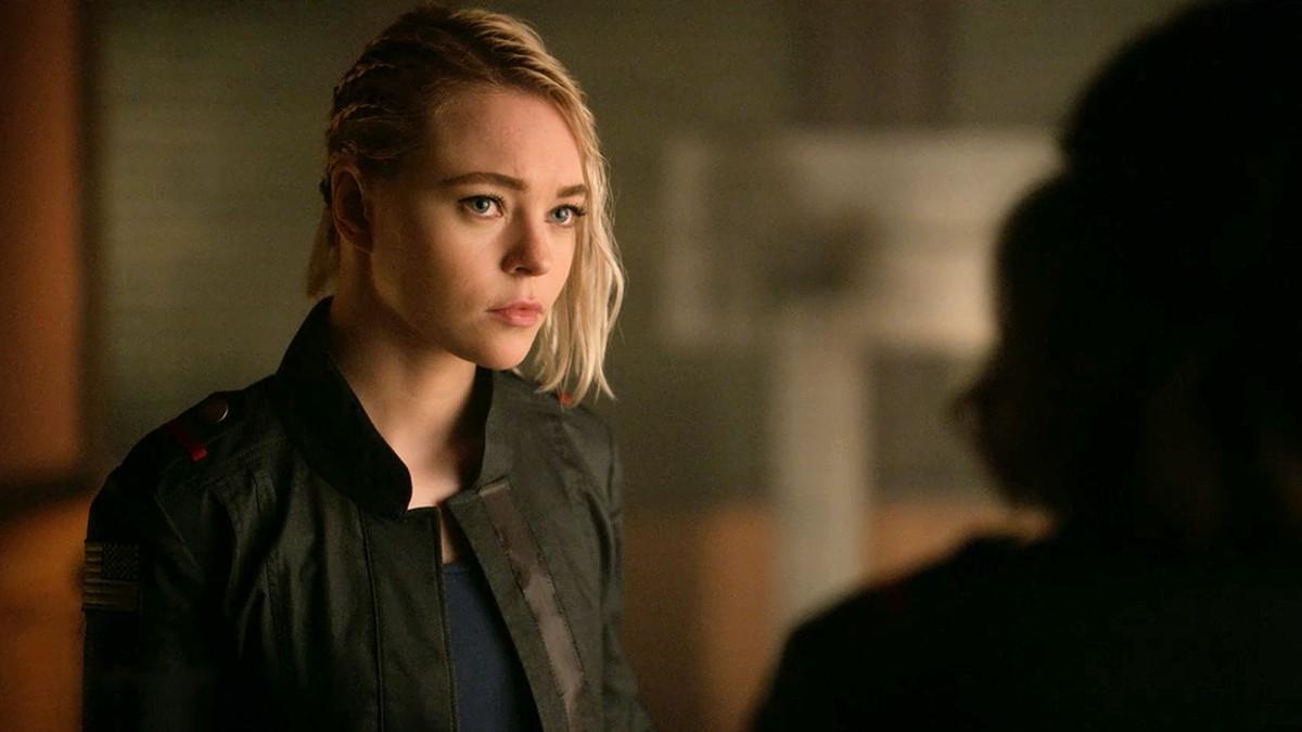 Taylor Hickson in 'Motherland: Fort Salem,' streaming on Freeform