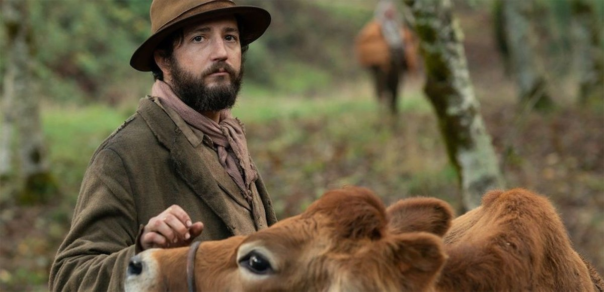 John Magaro as Cookie Figowitz in 'First Cow'