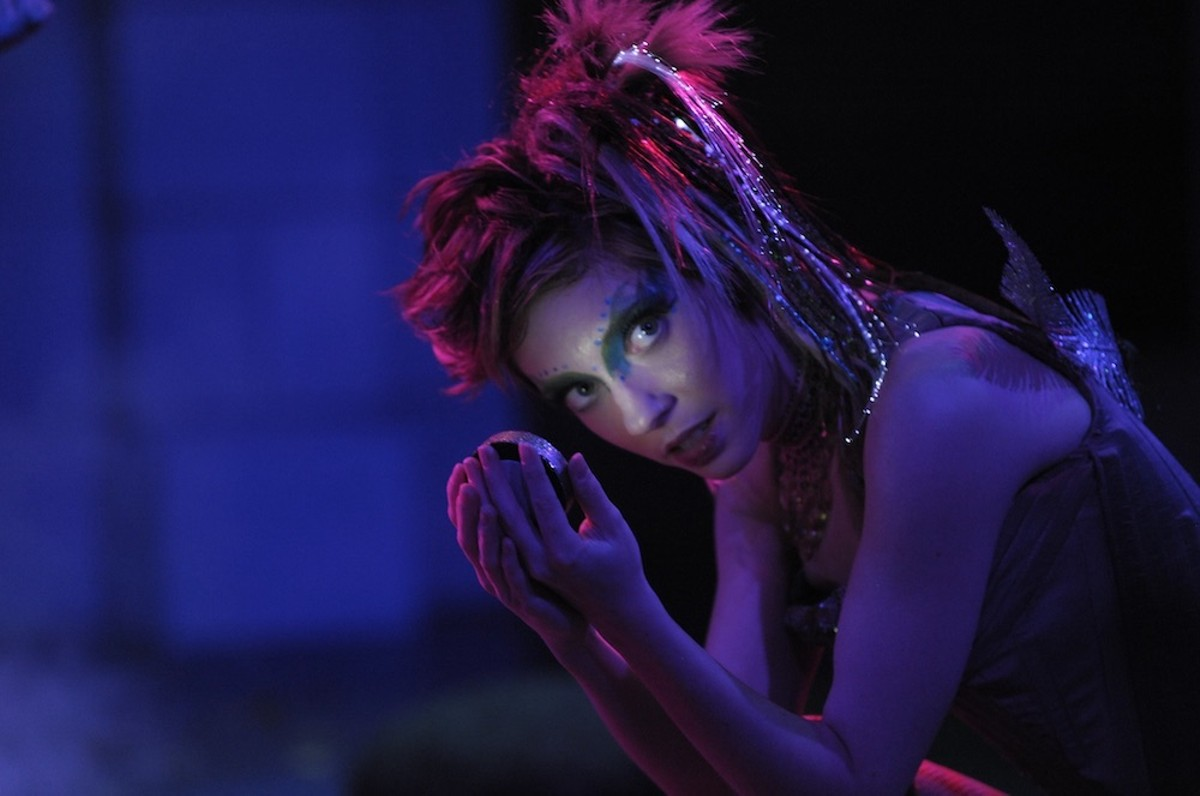Kristin Shirilla in Orlando Shakes' 2011 'A Midsummer Night's Dream'