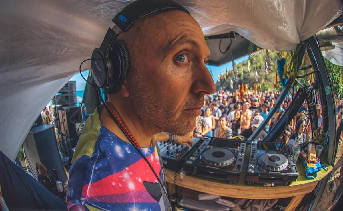 British DJ Lee Burridge spins at Elixir Friday night