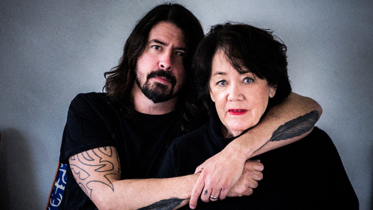 Virginia Grohl (Dave's mom) produced 'From Cradle to Stage,' debuting on Paramount+ Thursday, May 6