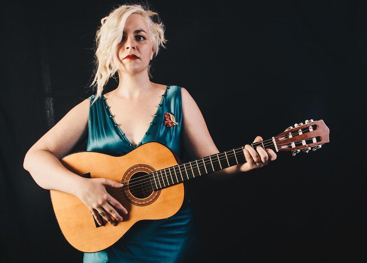 Jenny Parrot plays Southern Fried Sunday, July 25