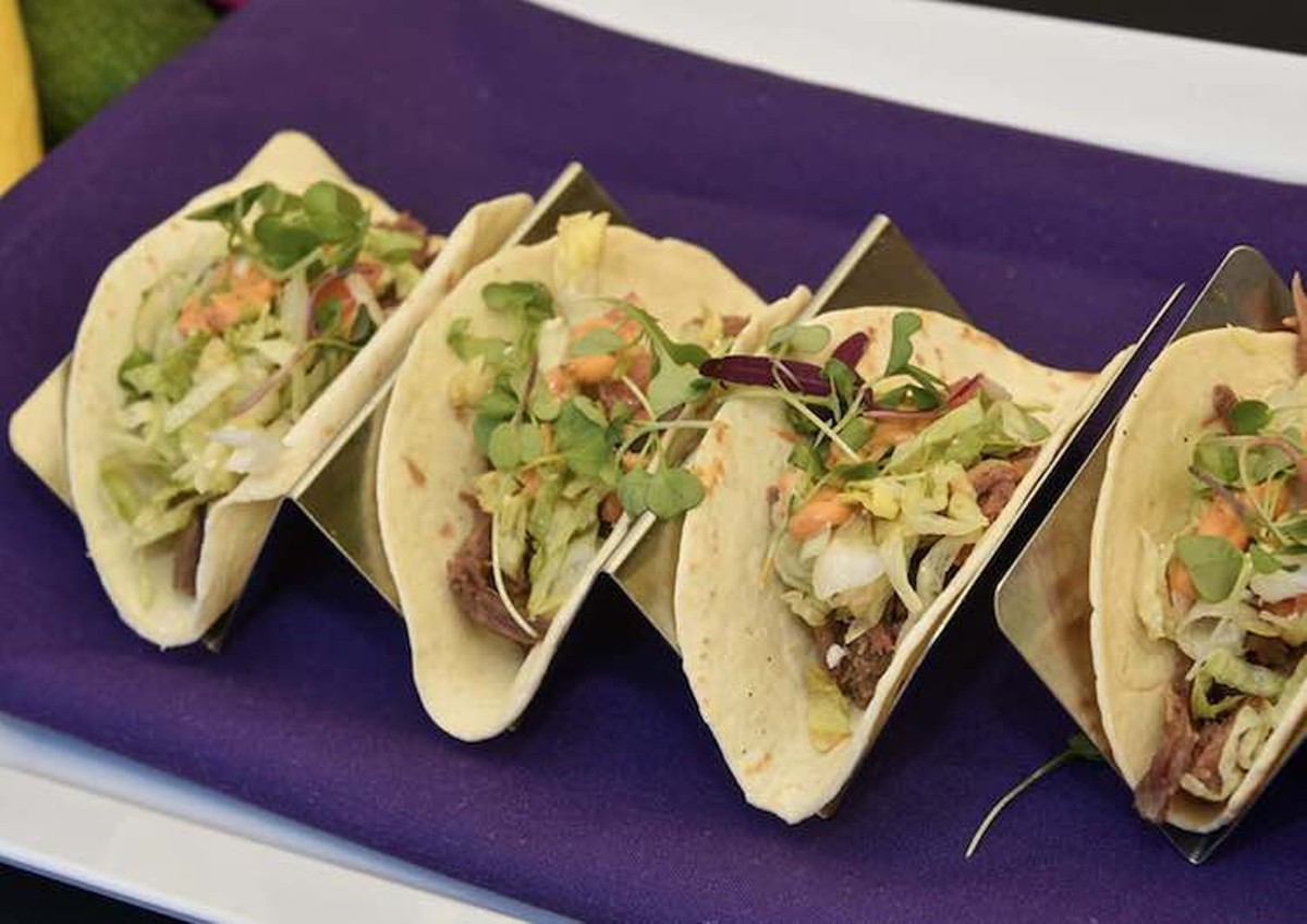 Tacos and Tequila, 1-3 p.m. Saturday, Sept. 18