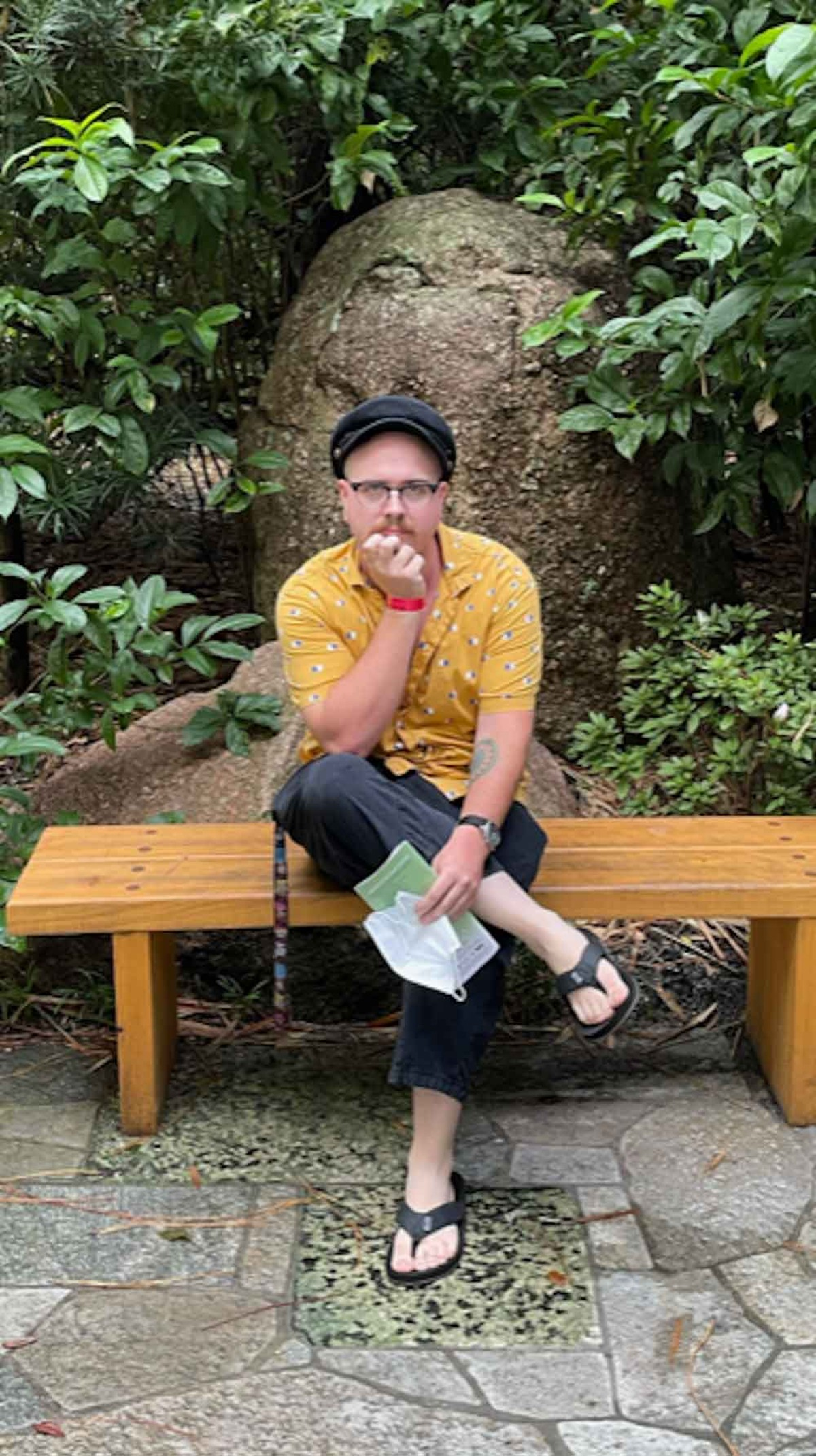 """Ian Mckewen, aka Dot Org, drops single """"Neon Oceans"""" to preview album due Oct. 31"""
