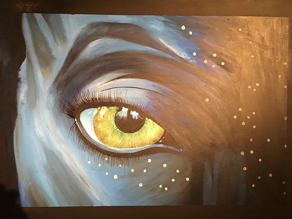Art by Kaylee Ruiz