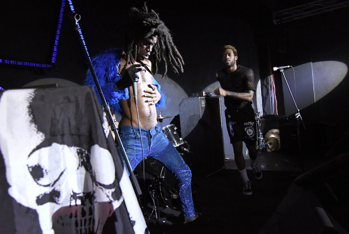 Ho99o9 at Blackstar