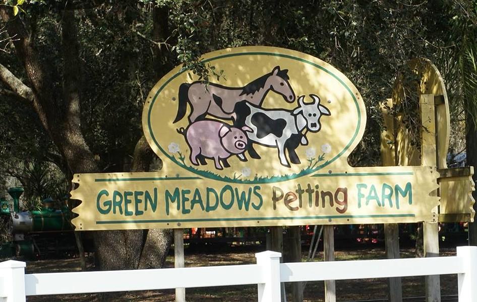 IMAGE VIA GREEN MEADOWS PETTING FARMS   FACEBOOK