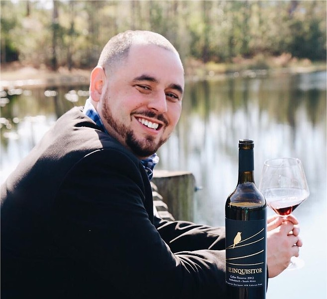 Certified Level II Sommelier Cory Royer