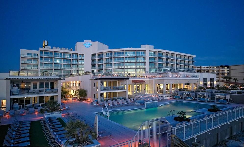 Hard Rock Hotel Daytona Beach - IMAGE VIA HARD ROCK HOTEL DAYTONA BEACH | FACEBOOK