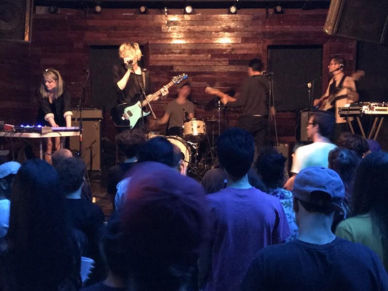 American Pleasure Club at Soundbar