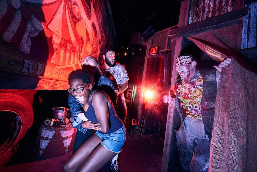 BOGO admission tickets and special vacation packages are now on sale for Universal Orlando's 2019 Halloween Horror Nights Event. - UNIVERSAL CITY STUDIOS LLC VIA WORLD INTELLECTUAL PROPERTY OFFICE