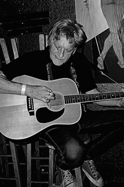 Jim O'Rourke at Will's Pub 20th anniversary - JIM LEATHERMAN