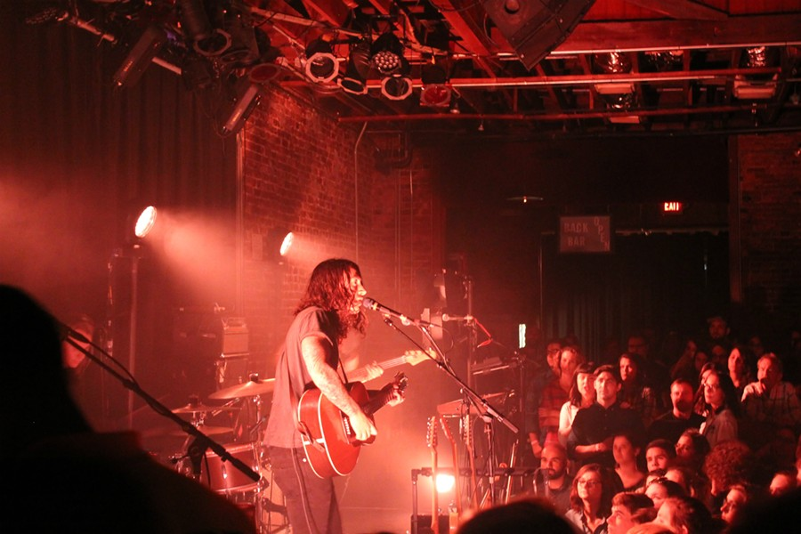 Noah Gundersen at the Social - ASHLEY BELANGER