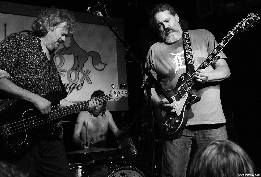 Meat Puppets at Will's Pub - JEN CRAY