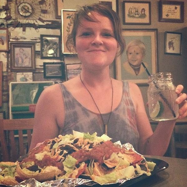 Three Colors nachos at Stardust - PHOTO VIA INSTAGRAM